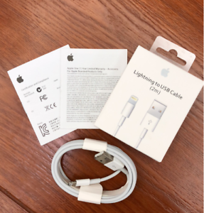 Oem Original Le Iphone 6 6s Plus 5c Lightning Usb Cable Charger