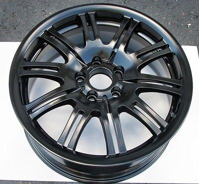 Satin Black Powder Coat Semi Gloss Black Powder Paint - New 1lb