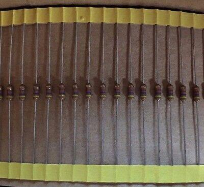 100 Pcs Resistor 470 Ohm 14w 0.25w 250mw 5