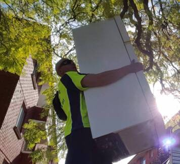 $25 an Hour Professional Removalist - Courier & Transport service