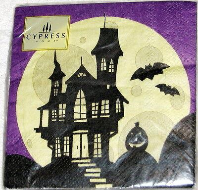Салфетки 20 Cypress Halloween Haunted House
