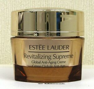 Estee Lauder Revitalizing Supreme Global Anti Aging Creme 15ml - New - Unboxed
