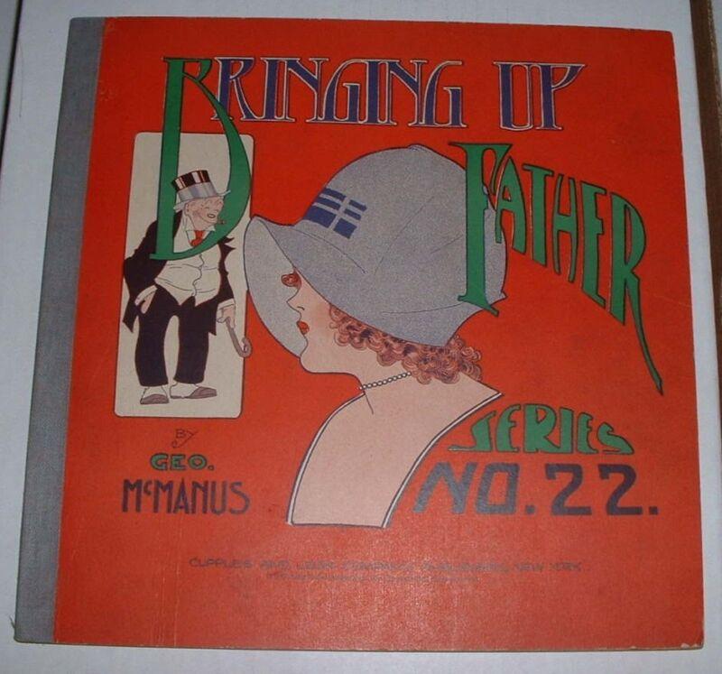 Bringing Up Father # 22.. 1932  comic--d.gx...VG-F  5.0  grade..