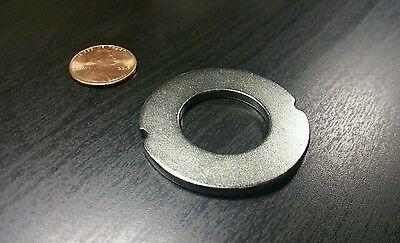 1 One Large Neodymium Ring Magnet Rare Earth N33sh High Heat Grade