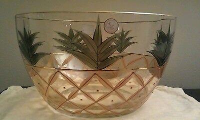 Декоративные тарелки Hand Crafted Crystal Fruit