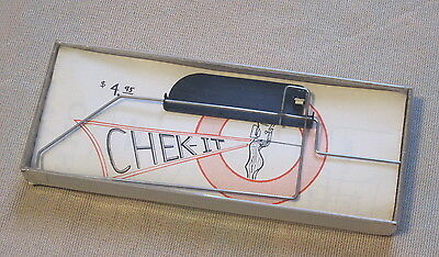 - CHEK-IT Visual Arrow Indicator for Draw Length-Target Bow Archery-Vintage-Right
