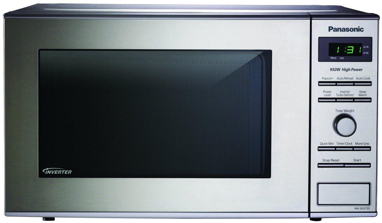 Panasonic Nn Sd372s S Microwave Oven