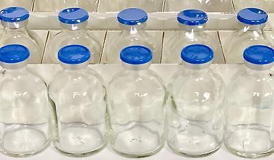 100ml Clear Serum Vial 5pk