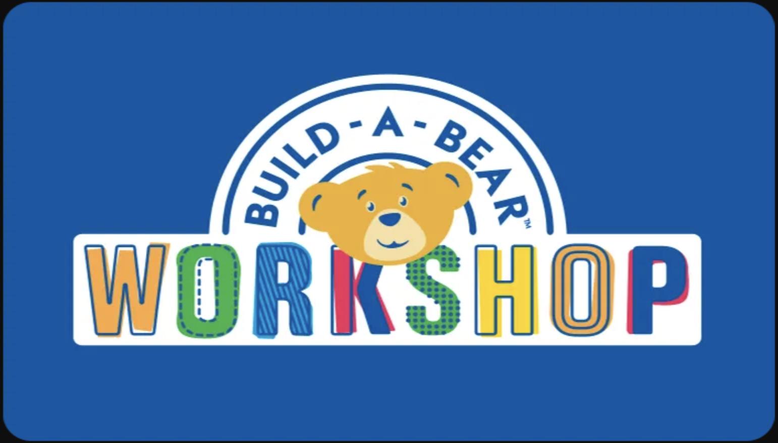 Build A Bear Workshop 75 - $50.00
