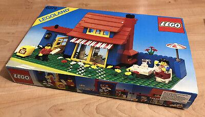 LEGO vintage 6372 Town House complet avec boite, pièces en très bon état