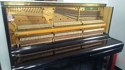 Bluthner Upright Piano. Made in year 1960. Very Well Preserved.