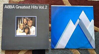 Abba - Greatest Hits Vol 2 - VINTAGE VINYL LP ALBUM - SD 16009 - Gatefold