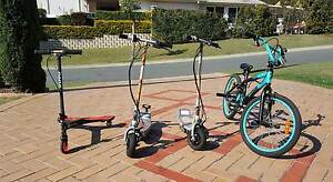 Razor Electric Scooters & Powerwing 360 plus  BMX Bike Brookwater Ipswich City Preview
