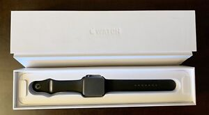 New Apple Watch Series 2 Space Grey & Straps/Cases