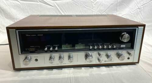Vintage Sansui 8080DB Stereo AM/FM Receiver - 85 Watts Per Channel