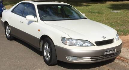 1997 Lexus ES300 LXS Sedan East Lindfield Ku-ring-gai Area Preview