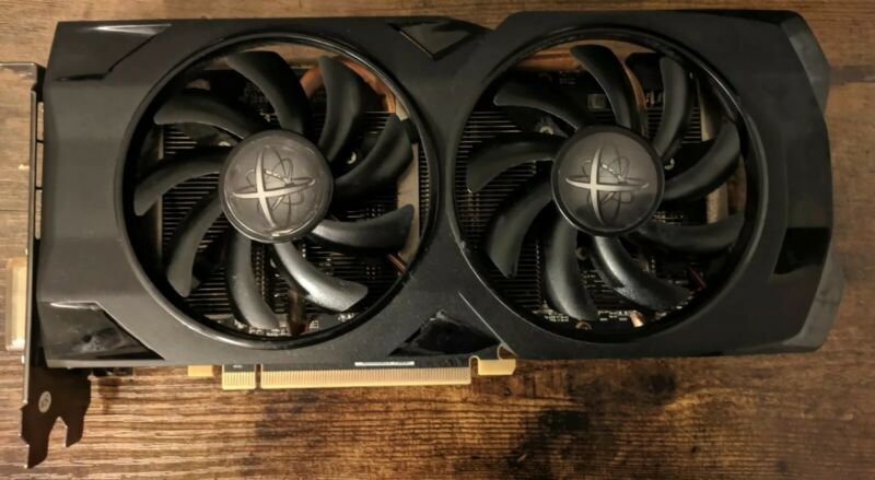 XFX AMD RADEON RX 470 8GB