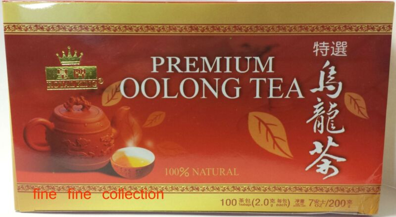 Royal King Premium Oolong Weight Loss Tea  100% Natural
