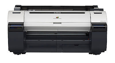 Canon iPF670 Inkjet Printer Plotter 24 inch