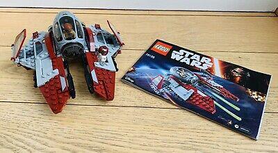 LEGO Star Wars Obi-Wan's Jedi (75135)