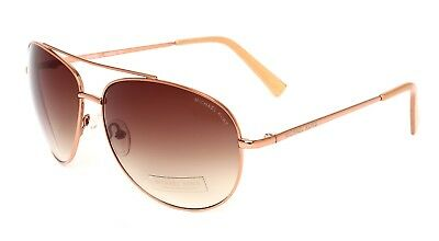 Michael Kors M3403S Women's 100% UV Protection Rose Gold Sunglasses 0458