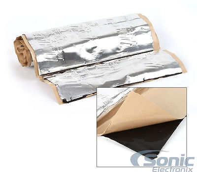 Stinger RKX4 Roadkill Expert Sound Damping Material Universal Pack (4 sq ft.)