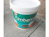 B&Q Timber Care Fence paint