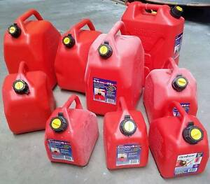 Jerry cans assorted sizes price from $5.00 Woodvale Joondalup Area Preview