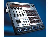 M-Audio Trigger Finger Pro Midi Controller, Drum Machine, Sequencer etc...