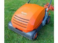 Flymo Electric Lawn Rake Compact 3400