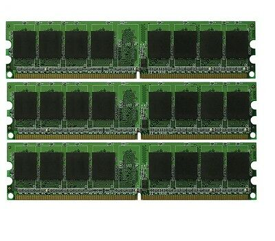 3GB 3X1GB Memory RAM for Acer Aspire T180 Series AST180 DDR2 PC2-5300