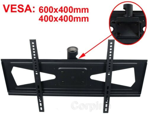 """TV Plate for 1.5-Inch NPT Pipe TV Ceiling Mount 39""""-65"""" LED"""