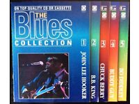 THE BLUES COLLECTION CD's AND MAGAZINES FOR SALE