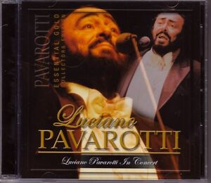 LUCIANO-PAVAROTTI-IN-CONCERT-CD