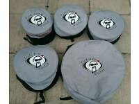 Protection Racket full strong padded Drum Bags