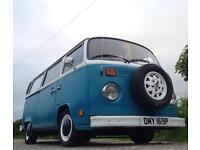 Vw Camper, 1976 tax free great condition ready to go!