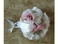 Diamante Bridesmaids Bouquet