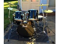 Pearl Export Rock Drum Kit
