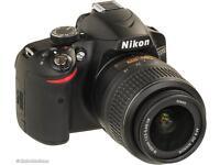 Nikon D3200 24mp dslr