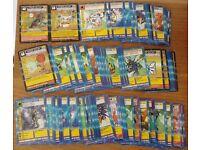 Digimon Cards Job Lot