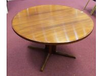 NIELS MOLLER Rosewood Dinning Table