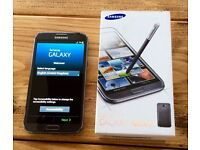 Samsung Galaxy Note 2. UNLOCKED. Immaculate Condition.