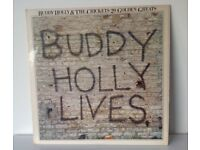 Buddy Holly Vinyl LP