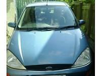 Breaking Ford Focus 1600 Ghia 2001