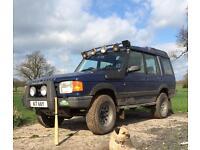 Land Rover - Disco - Spares ad repairs