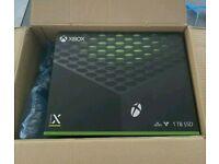 XBOX Series X Brand New Sealed with Receipt