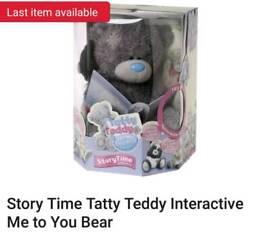 Tatty teddy