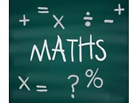QUALITY MATHS TUITION-- KS1 TO GCSE--IMMEDIATE STARTS
