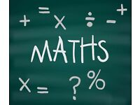QUALITY BASIC MATHS TUITION- IMMEDIATE STARTS