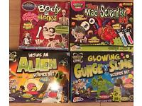 Brand New Science Kits For Kids